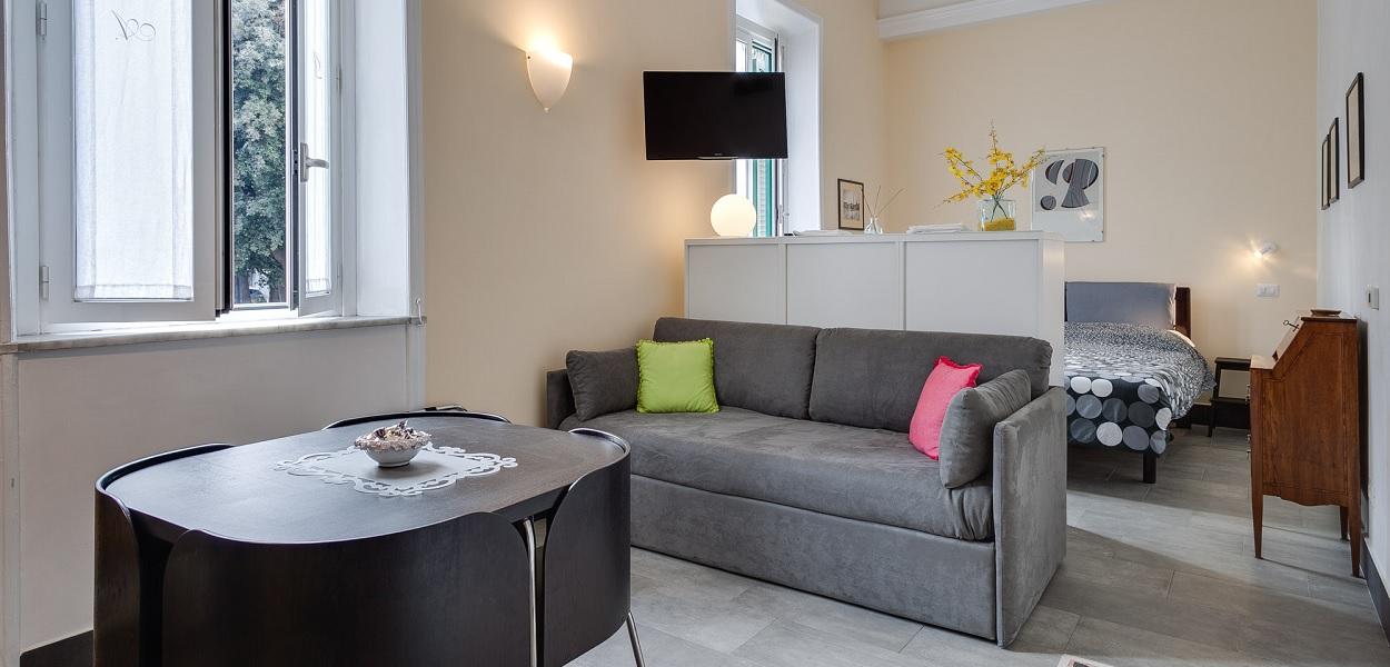 Appartamenti domi aloisii - Il miglior divano letto ...